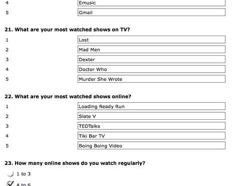 area5.tv survey