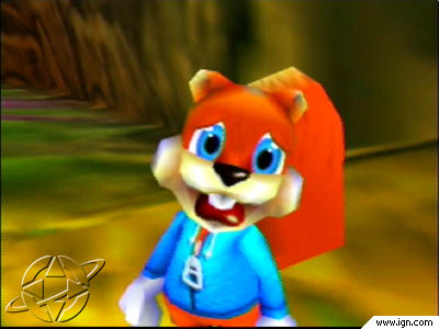 Conker's Bad Fur Day Review Conker_disgust
